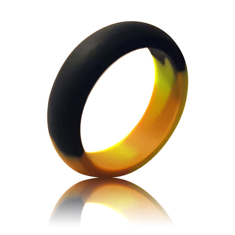 Women's Silicone Ring (5.5MM) - Camo