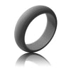 Women's Silicone Ring (5.5MM) - Space Gray