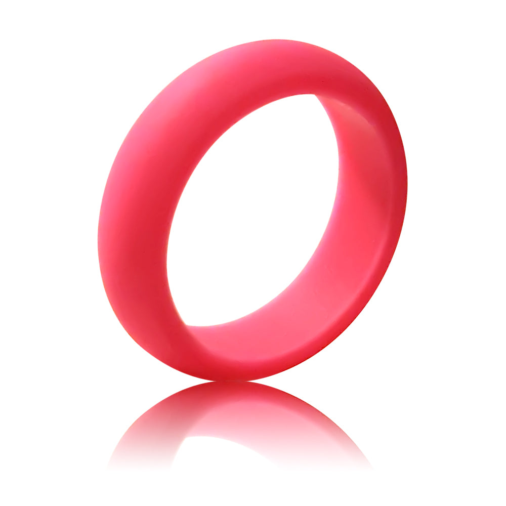 Women's Silicone Ring (5.5MM) - Pink