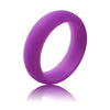 Women's Silicone Ring (5.5MM) - Purple