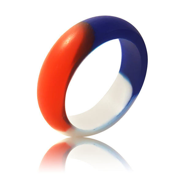 Women's Silicone Ring (5.5MM) - USA