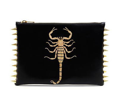 gold-embroidered-scorpion-clutch
