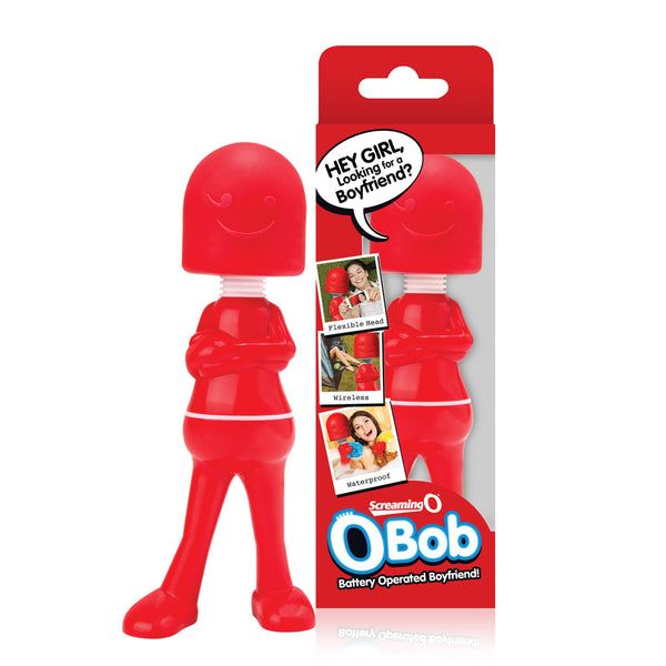 Screaming O OBob Battery Operated Boyfriend Vibrator