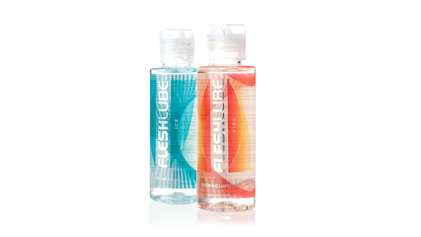 Fleshlube™ Fire & Ice Pack (4oz) slider image.