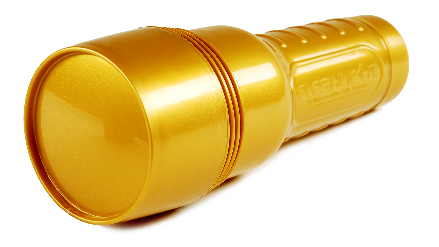 Fleshlight Case: Gold slider image.