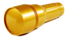 Fleshlight Case: Gold