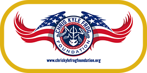 Chris Kyle Frog Foundation American Flag
