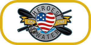 Heroes On The Water American Flag