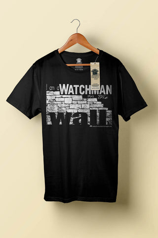 "T-Shirt ""Watchman on the Wall"""