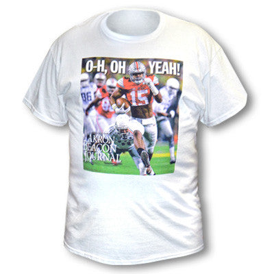 Ohio State 2015 National Championship T-shirt