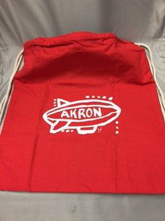 Akron Drawstring Backpack