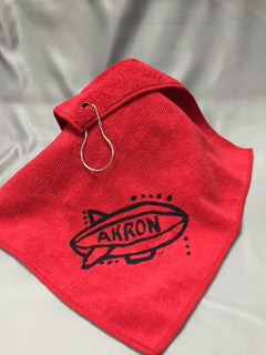 Akron Golf Towel