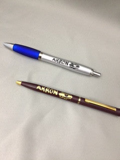 Akron Pen - two styles
