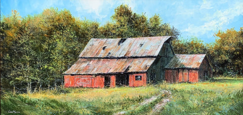 "Classic ""Red Barn"""