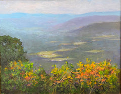 Blue Ridge in September