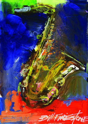 Jazz Sax-Call Gallery