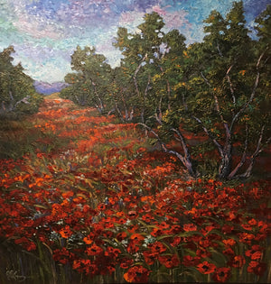 River of Poppies