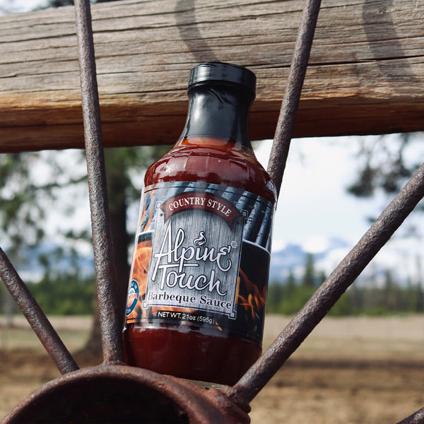 Alpine Touch Country Style BBQ Sauce