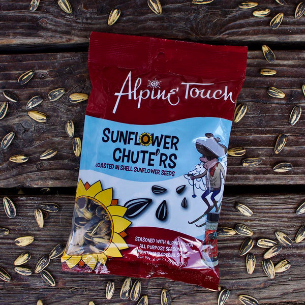 Alpine Touch Sunflower Chute'rs