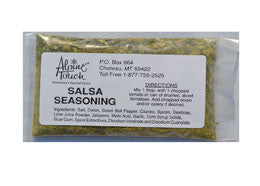 Alpine Touch Salsa Seasoning