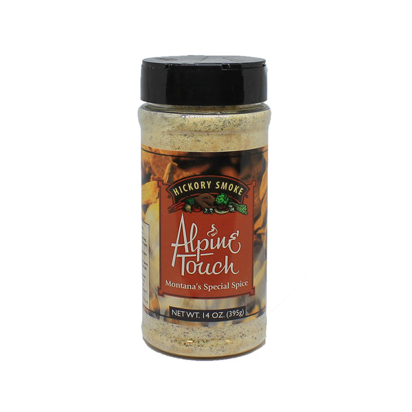Alpine Touch Hickory Smoke Seasoning 14oz