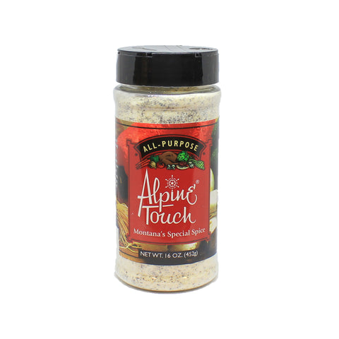 Alpine Touch All Purpose Seasoning 16oz