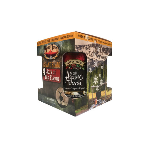 Alpine Touch Grand Slam 4 Pack