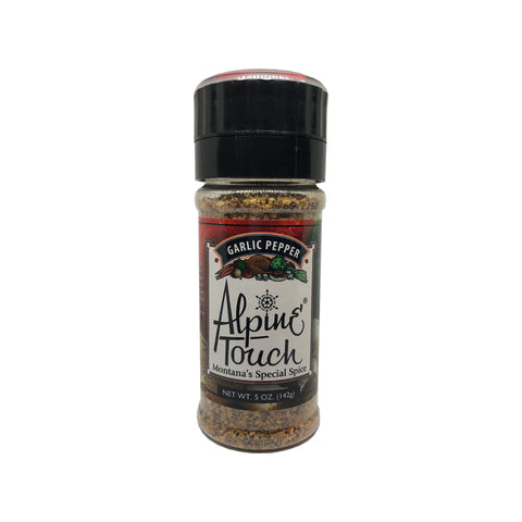 Alpine Touch Garlic Pepper 5oz