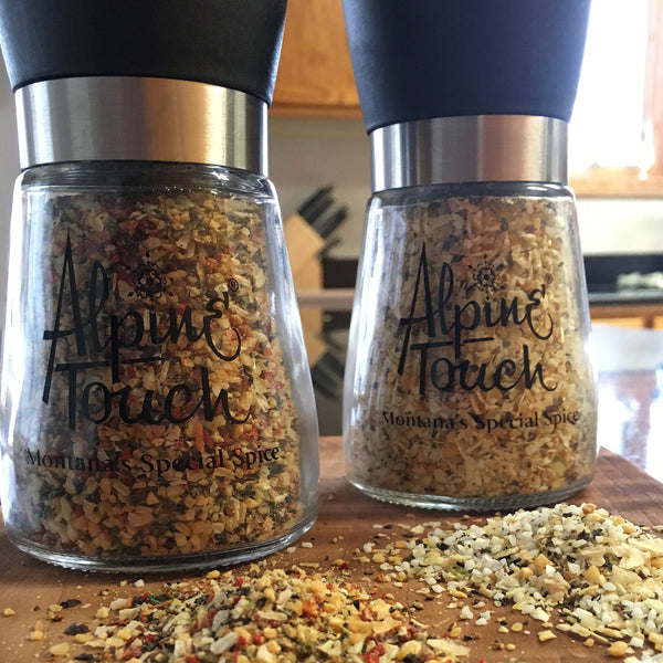 Alpine Touch Garlic Pepper Blend by the Pound