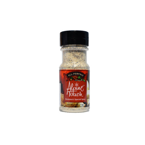 Alpine Touch All Purpose Seasoning 4oz