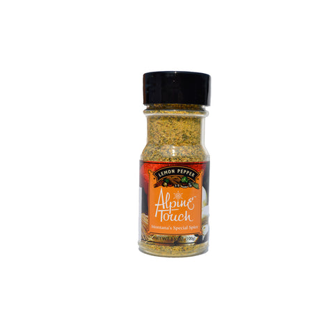 Alpine Touch Lemon Pepper 3.5oz