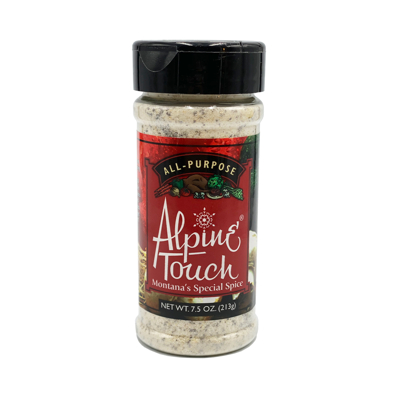 "Alpine Touch - ""Montana's Special Spice"""