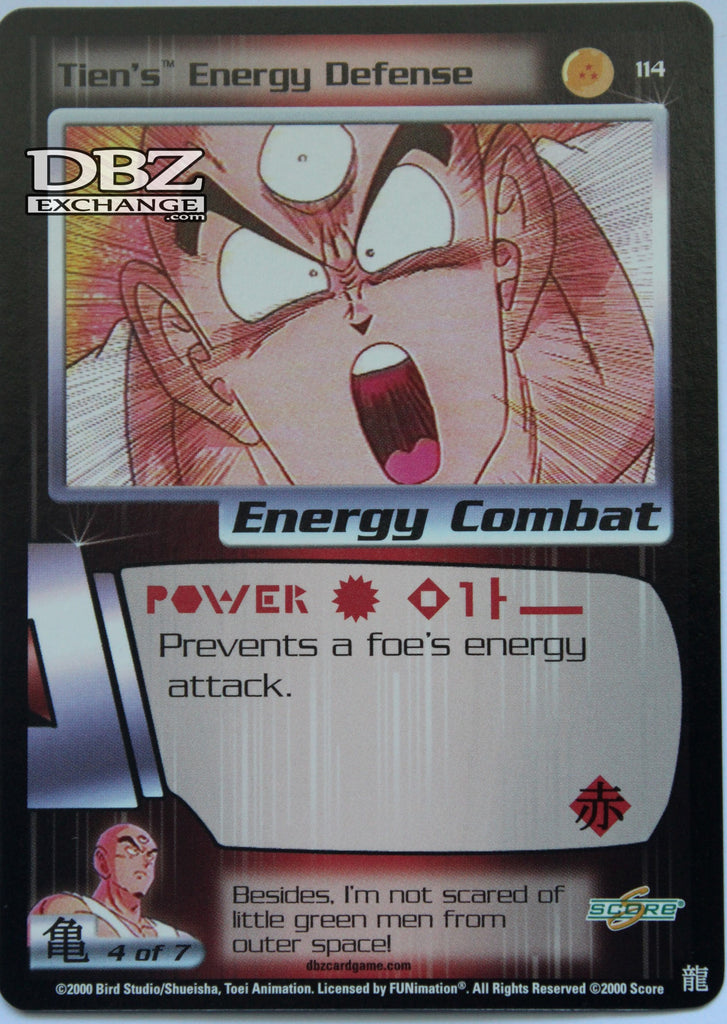 114 Tien's Energy Defense