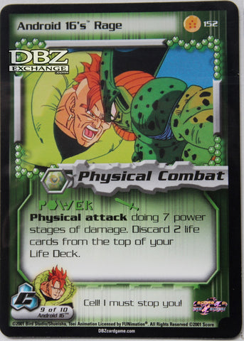 152 Android 16's Rage