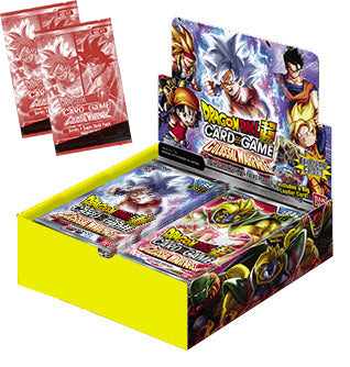 Colossal Warfare Booster Box (B04)