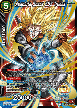 BT4-101 Absolute Space SS3 Trunks