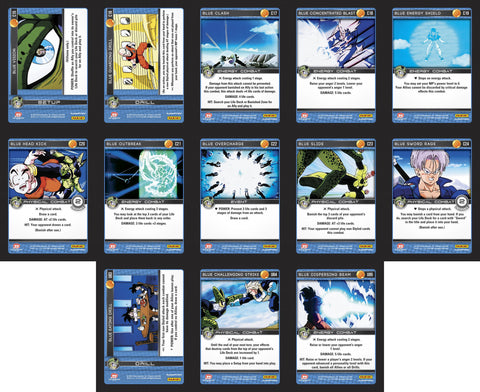 Blue Booster Playset - Perfection