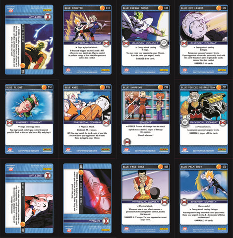 Blue Booster Playset - Evolution