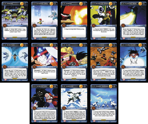 Blue Booster Playset - Movie Collection