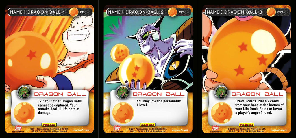 Namek Dragon Ball 1-3