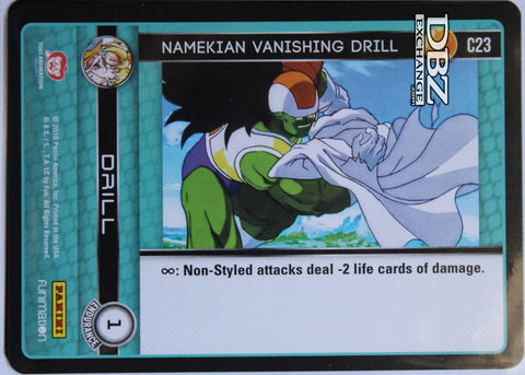 C23 Namekian Vanishing Drill