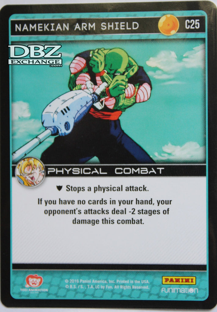 C25 Namekian Arm Shield