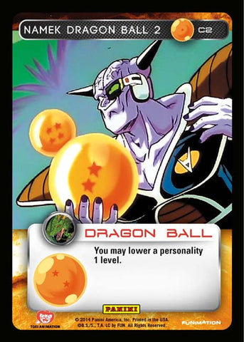 C2 Namek Dragon Ball 2