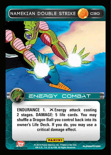 C30 Namekian Double Strike