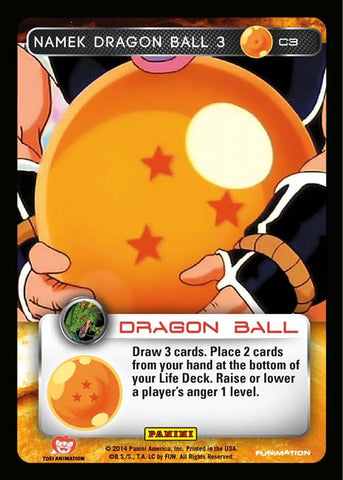 C3 Namek Dragon Ball 3