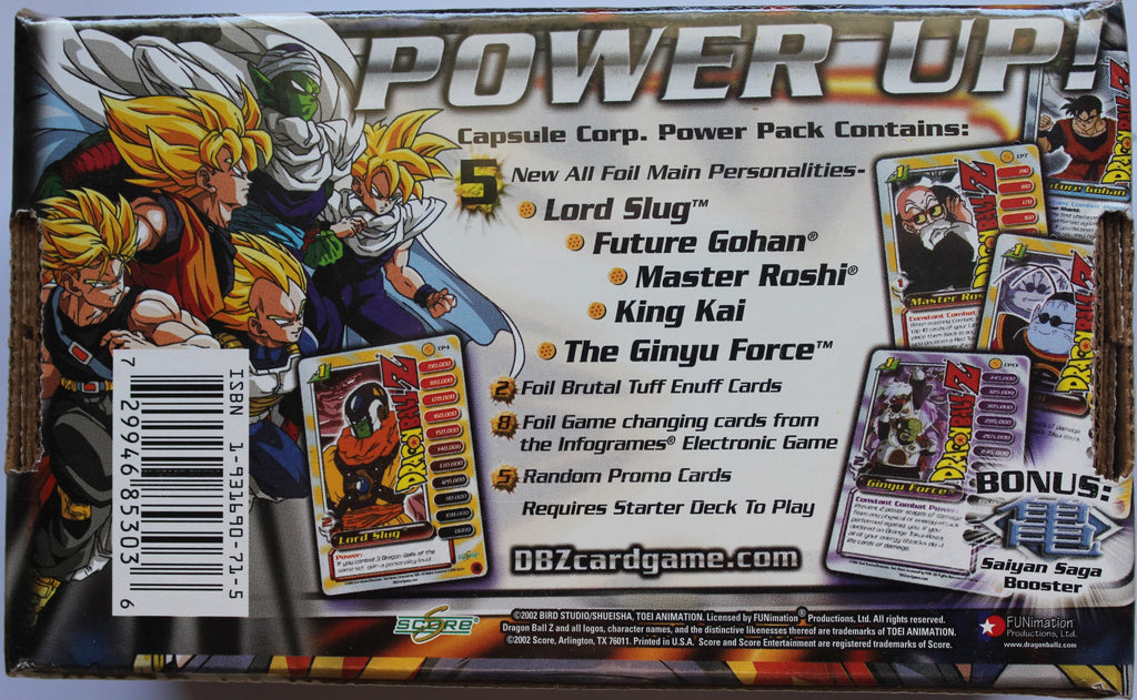 Dragon Ball Z CCG Android 19 Is Stoic P5! Android Saga Promo!!