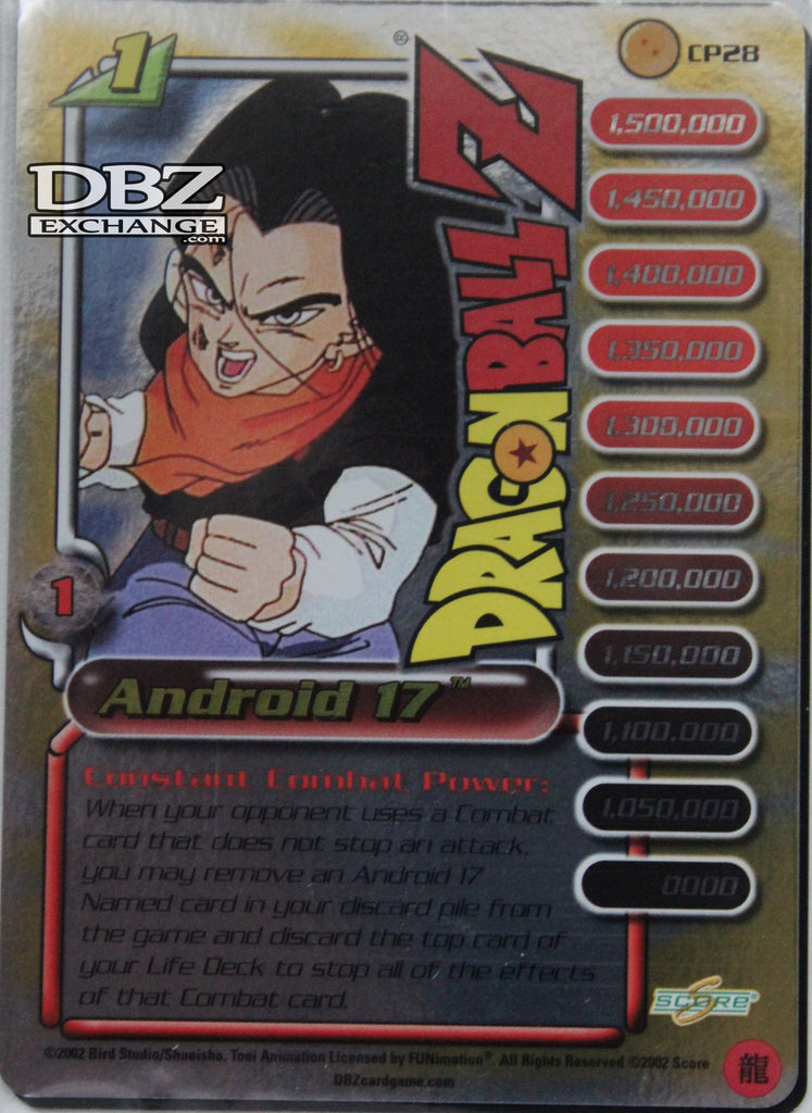 CP28 Android 17 Lv1