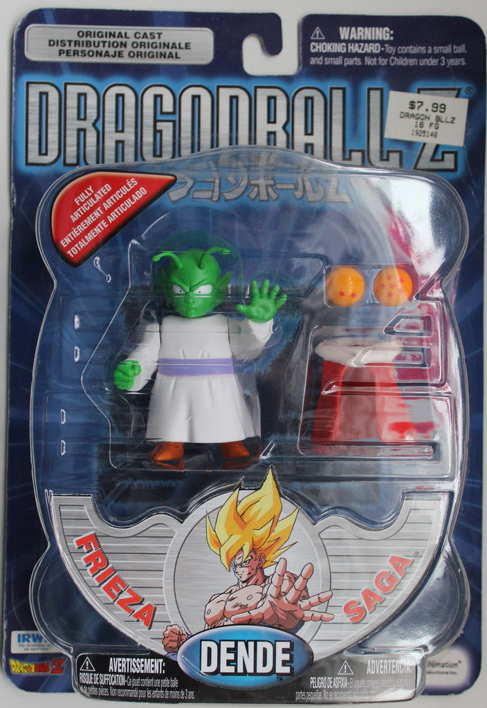 Fully Articulated - Frieza Saga - Dende