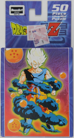 50 Piece Ultra-Mini Puzzle - Super Saiyan Goku