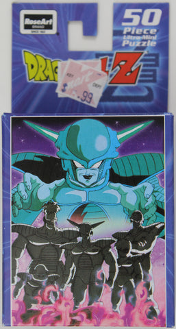 50 Piece Ultra-Mini Puzzle - Frieza and Ginyu Force